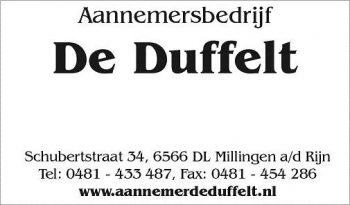 Aannemersbedrijf de Duffelt