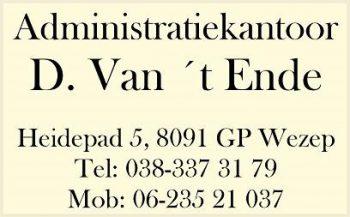 Administratiekantoor D van t Ende