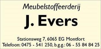 Meubelstoffeerderij j. evers