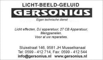 Gersonius