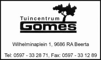 Tuincentrum gomes