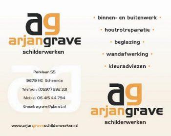 Het schildersbedrijf Arjan Grave