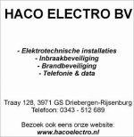 Haco electro bv