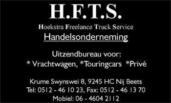 Hoekstra freelance truck service
