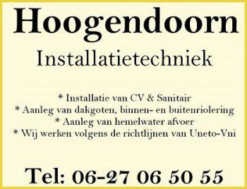 Hoogendoorn installatietechniek