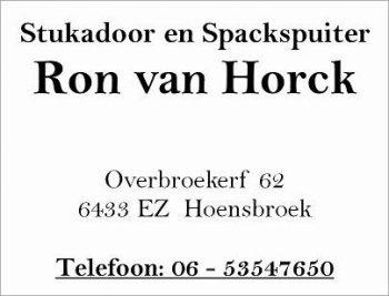 Ron van horck