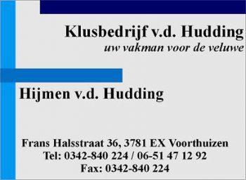 Klusbedrijf v.d. hudding