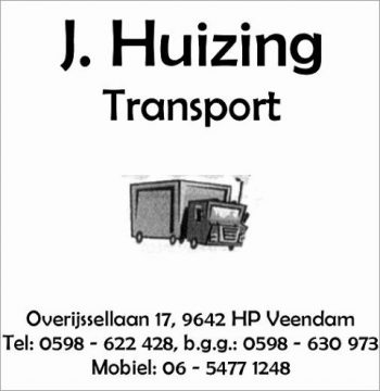 J. huizing transport