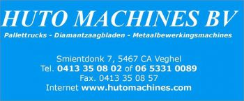 Huto machines bv