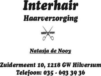 Interhair haarverzorging