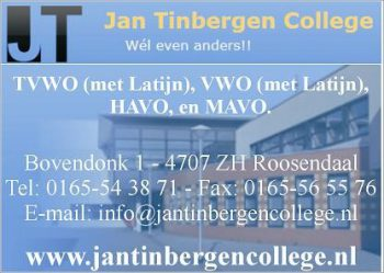 Jan tinbergen college