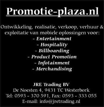 Jre trading bv