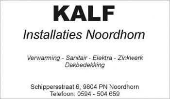 Kalf installaties noordhorn