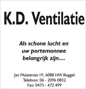 K.d. ventilatie