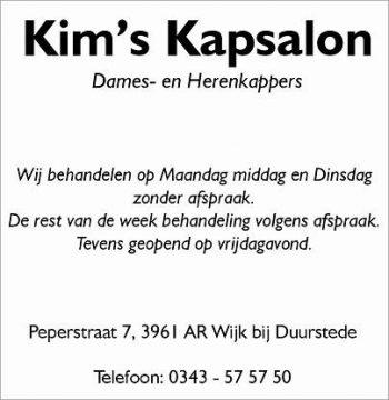 Kim-s kapsalon