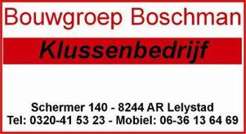 Bouwgroep boschman