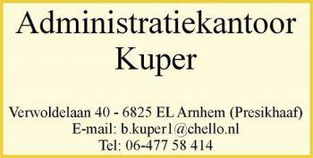 Administratiekantoor Kuper