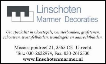 Linschoten marmer en decoraties