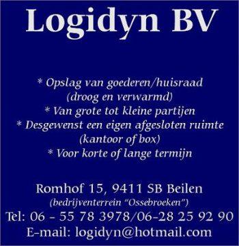 Logidyn bv