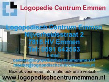 Logopedisch centrum emmen