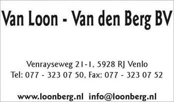 Van Loon – van den Berg bv