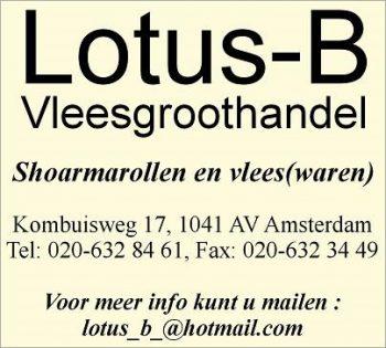 Lotus-b vleesgroothandel