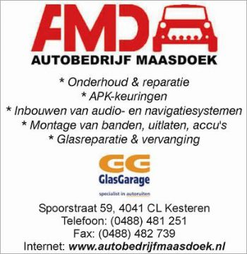 Autobedrijf maasdoek