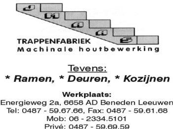 J. Maas trappenfabriek