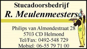 Stucadoorsbedrijf r. meulenmeesters