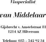 Visspecialist van Middelaar