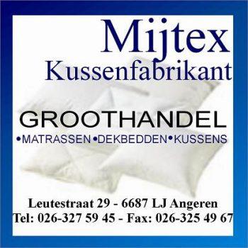 Mijtex kussenfabrikant Yurt