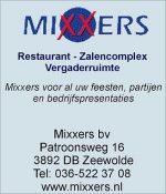 Mixxers bv