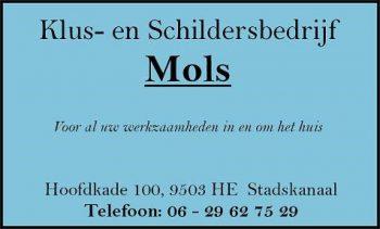 Klus- en schildersbedrijf Mols