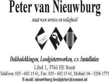 Peter van nieuwburg