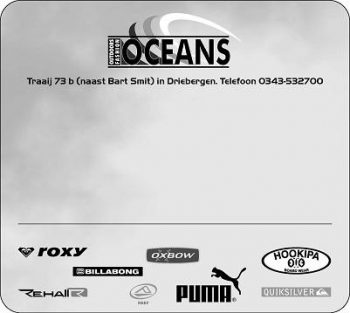 Oceans outdoor fashion