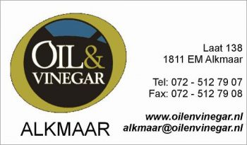 Oil & vinegar alkmaar