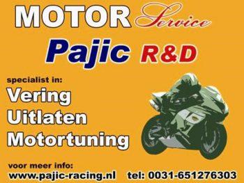 Motor service pajic r & d
