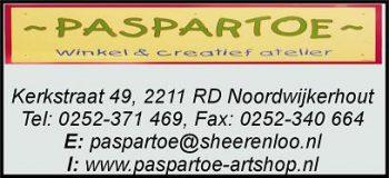 Paspartoe
