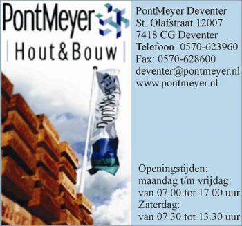 Pontmeyer hout en bouw