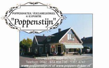 Poppenstijn, Poppendokter, verzamelwinkel en expositie Poppenstijn