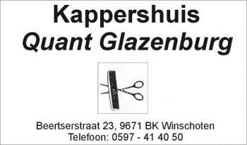Kappershuis quant glazenburg