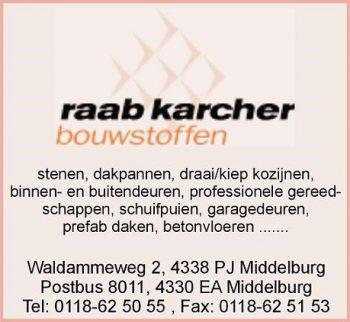 Raab karcher bouwstoffen middelburg
