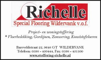 Richelle special flooring wildervank vof