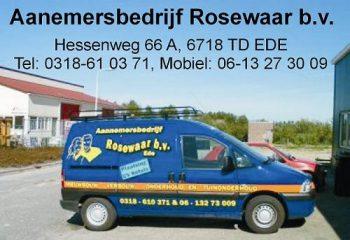 Aannemersbedrijf Rosewaar bv