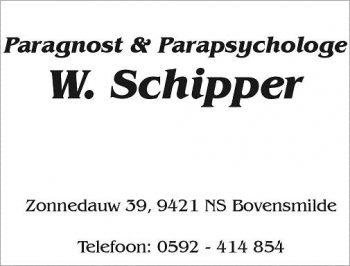 Parapsychologe W. Schipper