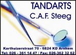 Tandarts C.A.F. Steeg