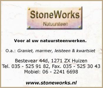 Stoneworks natuursteen