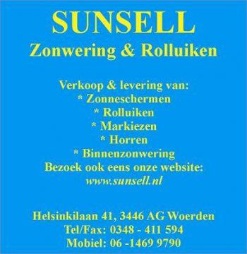 Sunsell zonwering en rolluiken