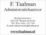 Administratiekantoor f. taalman