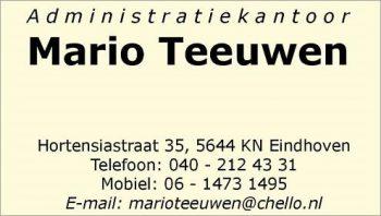 Administratiekantoor Mario Teeuwen